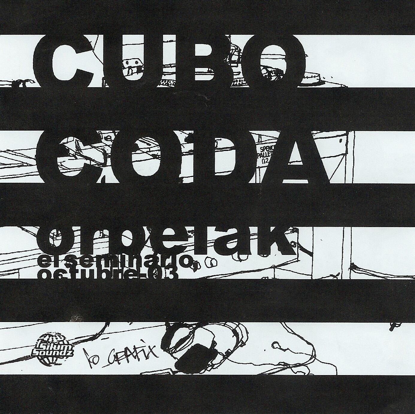 dj cubo, coda, silum soundz