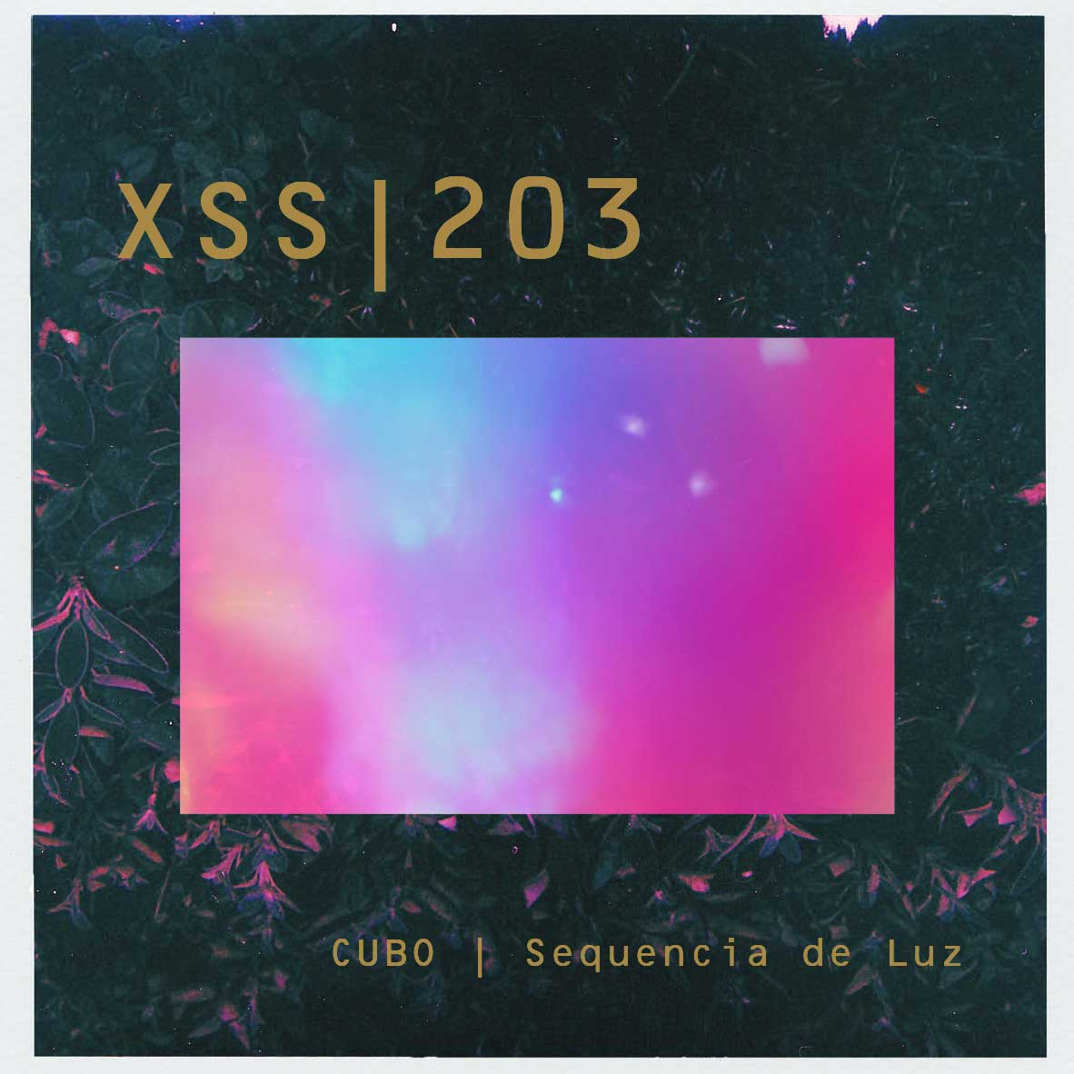 XSS203 | Cubo | Sequencia De Luz