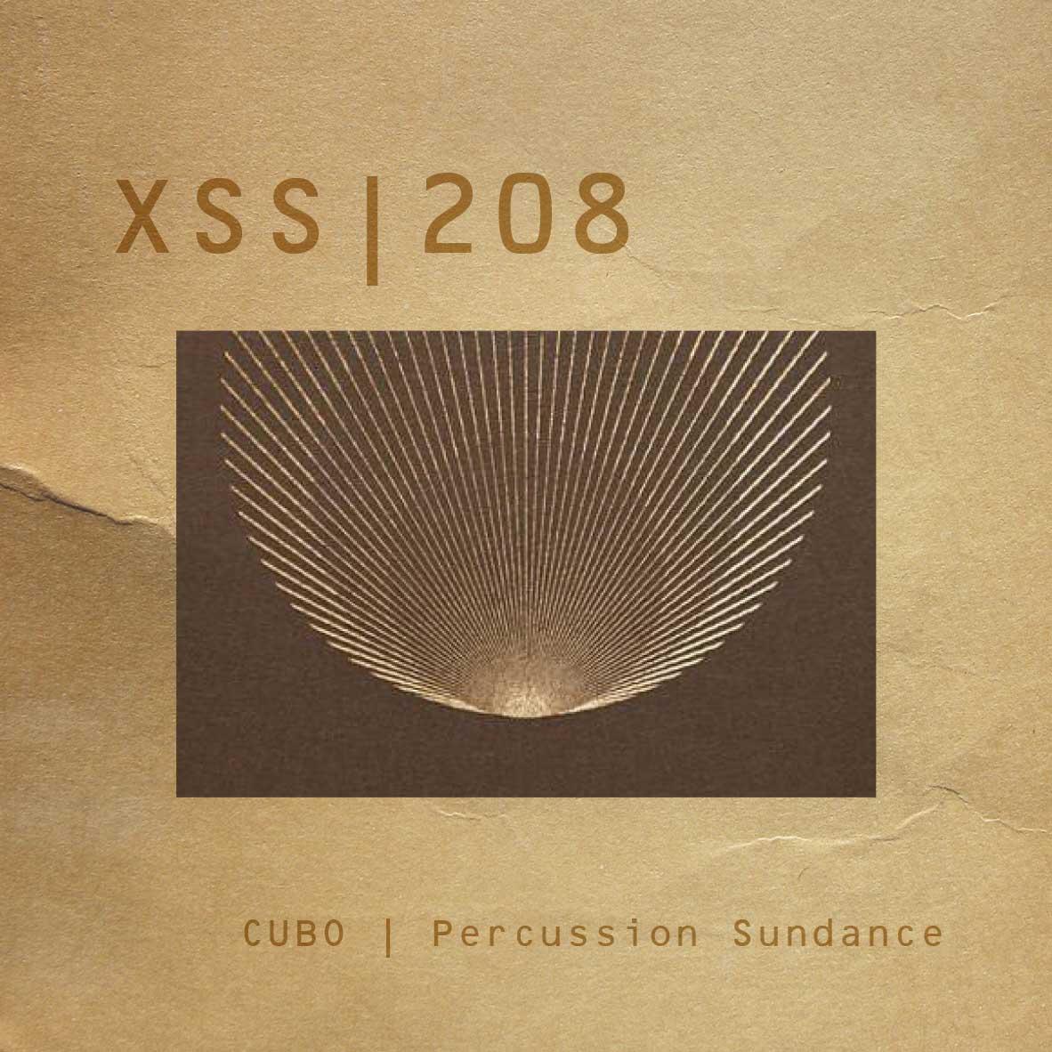 XSS208 | Cubo | Percussion Sundance