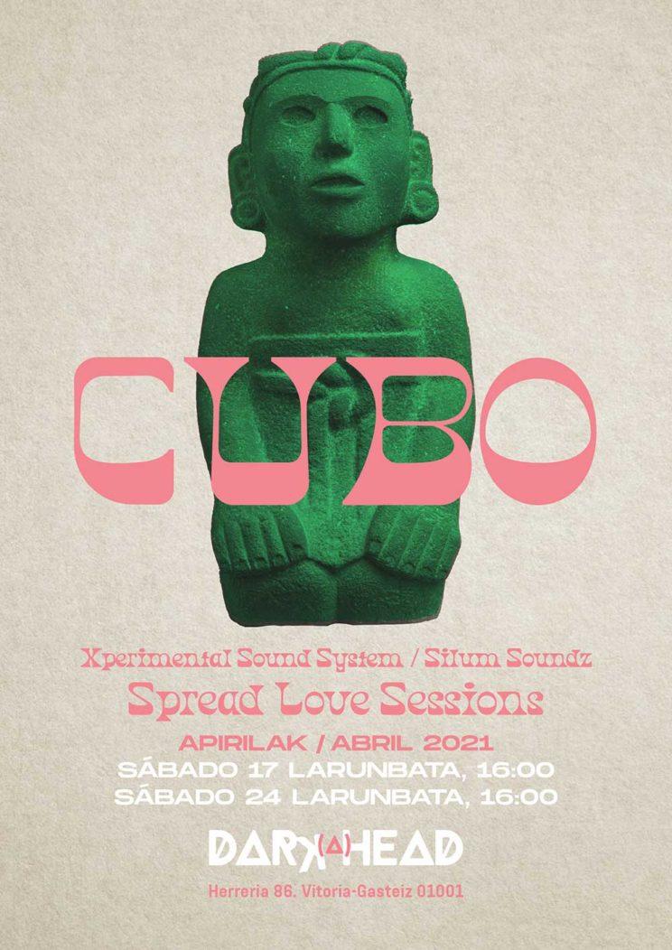 DJ Cubo Darkahead abril 2021