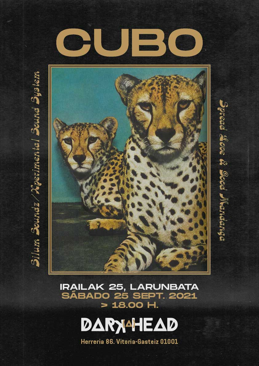 DJ Cubo - Darkahead Vitoria-Gasteiz - 25 setptiembre 2021